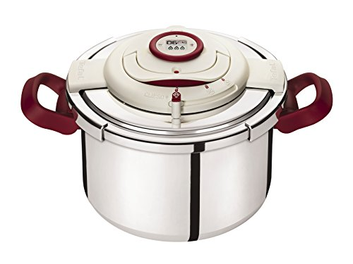 seb-clipso-p4411406-easy-release-stainless-steel-pressure-cooker-with-removeable-handles-programmabl