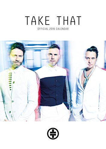 The Official Take That 2016 A3 Calendar (Calendar 2016)
