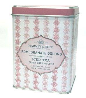Harney & Sons Fine Teas Pomegranate Oolong Iced Tea - 6 / Tin