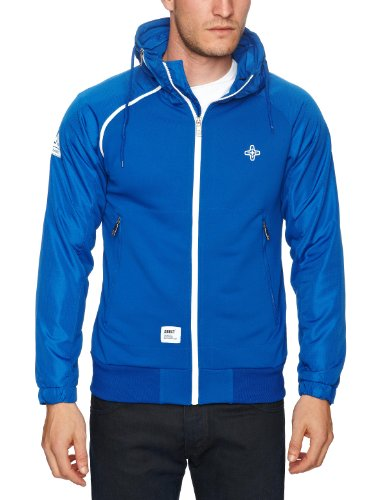 Addict Method Track Top Men's Sweatshirt Blue Small