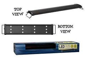 Marineland Double Bright LED Light, 24- to 36-Inch