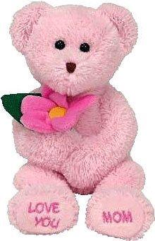 Ty Beanie Babies Love U Mum - Bear (UK Exclusive) (Mom Teddy Bear compare prices)
