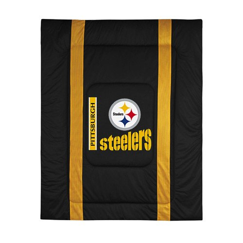 Pittsburgh Steelers Sideline Full/Queen Comforter