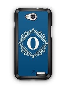 YuBingo Monogram with Beautifully Written letter O Designer Mobile Case Back Cover for LG L90