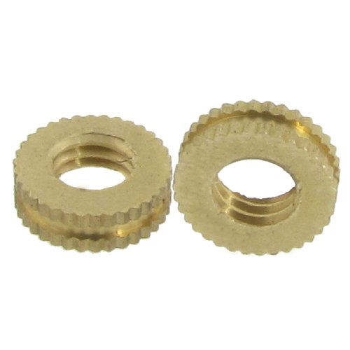 5 Pcs Brass Injection Moulding Inserts 5mm x 10mm x 3mm