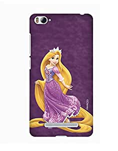 Pick Pattern with Exclusive DISNEY Characters Back Cover for Xiaomi Mi 4i