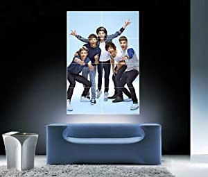One Direction Giant Wall Poster by A1 Poster Art