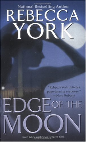 Edge of the Moon (The Moon Series, Book 2), York, Rebecca
