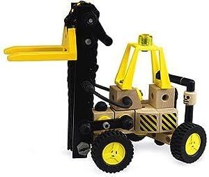 Brio Forklift Construction Set