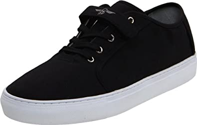 Creative Recreation Men's Porello Fashion Sneaker,Black Seersucker,8 M US