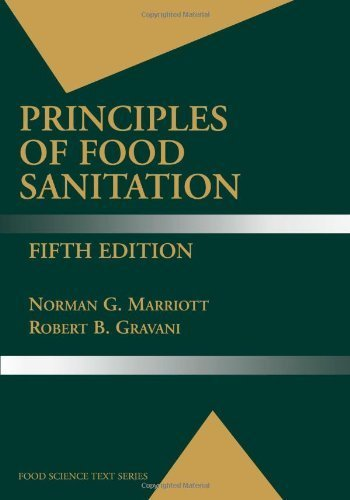 Principles of Food Sanitation (Food Science Text Series) Softcover reprint of edition