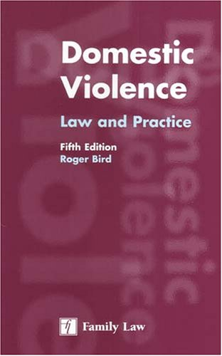 Domestic Violence: Law and Practice (Fifth Edition)