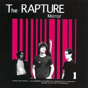 Original album cover of Mirror by The Rapture
