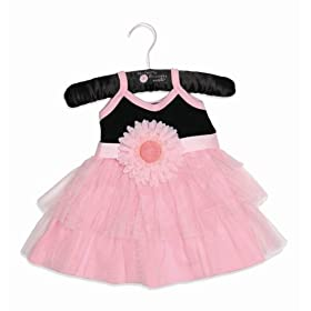 Mud Pie Baby Perfectly Princess Tutu Dress, 0-6 Months
