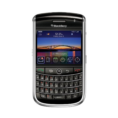 Blackberry Tour 9630 Unlocked GSM Phone with 3.2 MP Camera, GPS, and Media Player–U.S. Version (Black)
