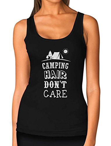TeeStars-Camping-Hair-Dont-Care-Funny-Camping-Women-Tank-Top
