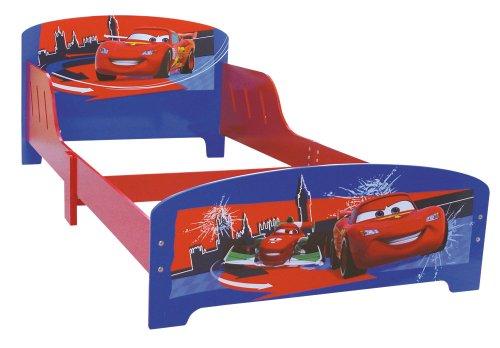 Fun House - 711761 - Ameublement et Décoration - Lit Disney Cars - 190 x 90 cm