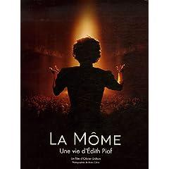 La Môme : Une vie d'Edith Piaf (1CD audio)
