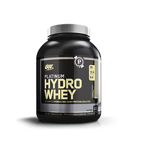 Optimum Nutrition Platinum Hydrowhey, Cookies & Cream Overdrive, 3.5 Pounds (Platinum Pre Workout Powder compare prices)