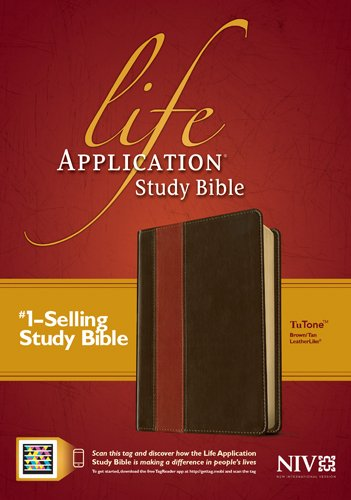 Life Application Study Bible NIV, TuTone