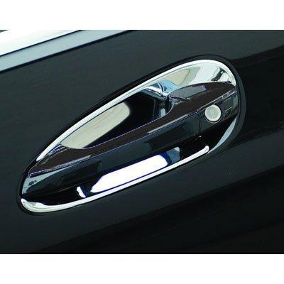 Mercedes Benz C Class 4 Chrome Door Handle Inserts