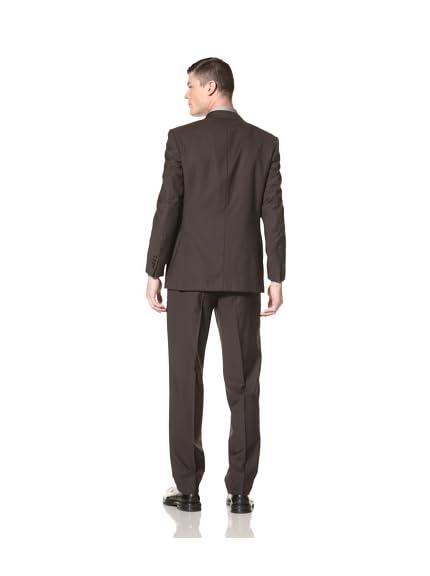 Canali Men's Stripe Two-Button Suit