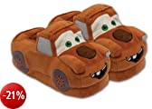 United Labels 0805698 - Cars 2, Pantofole, taglia 33-36