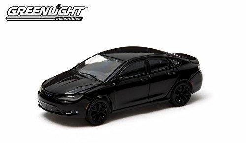 Greenlight Black Bandit Series 10 Diecast - 2015 Chrysler 200S