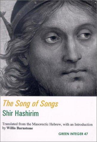 Songs of Songs: Shir Hashirim