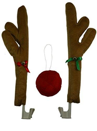 Car Reindeer Antler Set [24675]