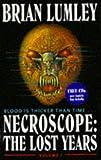 Necroscope: The Lost Years - Volume 1