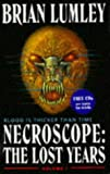 Necroscope: The Lost Years - Volume 1 (0340649623) by Brian Lumley