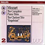 Mozart: Complete Piano Trios/The Clar...