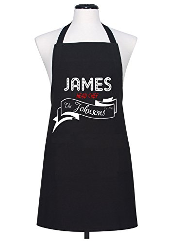 personalised-head-chef-apron-with-family-name-and-year-black-apron