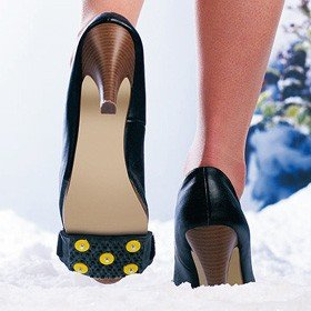 Snow & Ice Grips For High Heeled Shoes: Amazon.co.uk