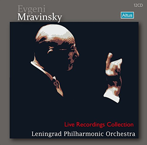 ムラヴィンスキー&レニングラード・フィル ~ アルトゥス・ステレオライヴ録音集成 (Evgeni Mravinsky & Leningrad Philharmonic Orchestra ~ Live Recordings Collection) [Live] [12CD BOX] [Limited Edition]