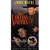 Lawless Nineties [VHS] ~ John Wayne