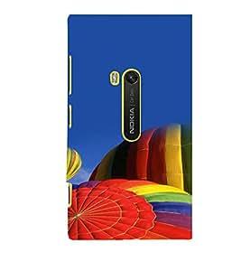printtech Hot Air Balloon Colored Back Case Cover for Nokia Lumia 920::Microsoft Lumia 920