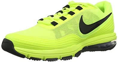 Nike Men\u0026#39;s Air Max TR 365 Volt/Black Training Shoe 7.5 Men US