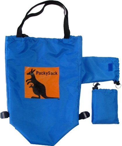 Hog Wild PackySack, Blue - 1