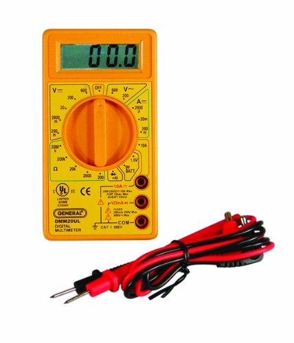 Kelvin 50LE Multimeter Review - Page 1