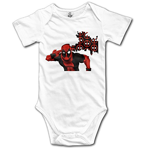 [Jirushi Infants &Toddlers Baby's Crawling I Don't Feel Like Being An Adult Today White Clothing For 6-24 Months] (Lex Luthor Toddler Costume)