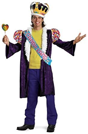 Candy Land games: Candy King costume!