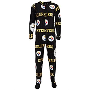 Pittsburgh Steelers - Logo All-Over Union Suit
