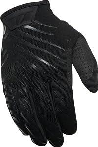 Sixsixone Unisex 401 Full Finger Glove - Black, XX-Large
