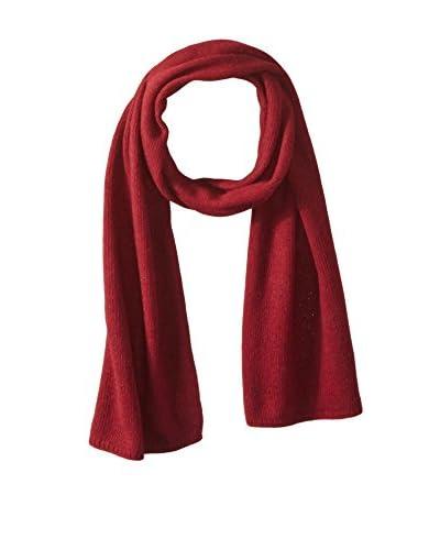 Portolano Men's Cashmere Solid Scarf, Ashton Red
