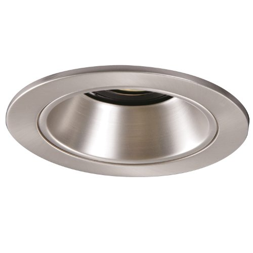 Halo Recessed 1421Sn 4-Inch Trim With Reflector, Satin Nickel