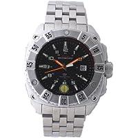[MTMスペシャルオプス]MTM SPECIAL OPS 腕時計 SILVERWARRIOR シルバ-ウォリア- NVL0703222 トリチウムガスチューブ搭載モデル メンズ [正規輸入品]