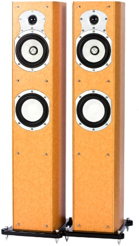 Roth Audio OLi30 Floor Stand Speaker Maple Finish (Set of 2)