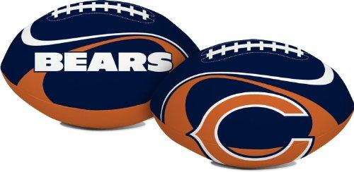 "Chicago Bears ""Goal Line"" 8"" Softee Football"